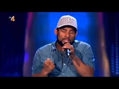 Incrível! Homem canta igual a Bob Marley The Voice da Holanda