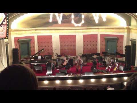 Pedro Soler Gaspar Claus Venus MusicNow Festival 3/30/12