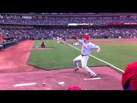 Cliff Lee - Pitching Mechanics