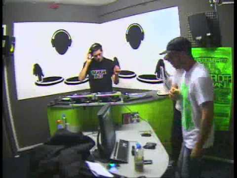 DJ COMPLEX MC DECOY -FROSTA PHATBEATS DNB TV 13-10-10