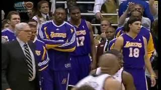 2009 NBA Playoffs: LA Lakers vs Utah Jazz Game 3