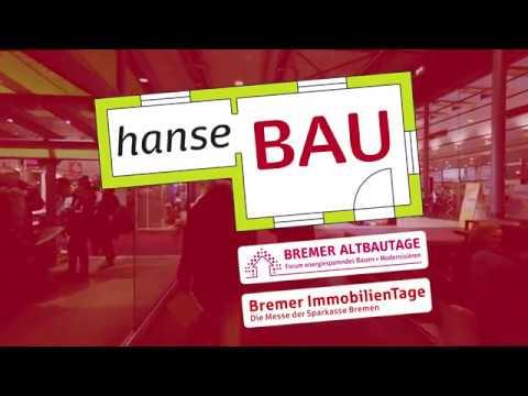 Imagefilm hanseBAU Bremen 2018
