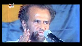 Puneet - Rajnikanth speech About Puneeth Rajkumar at APPU 100 days Function .avi