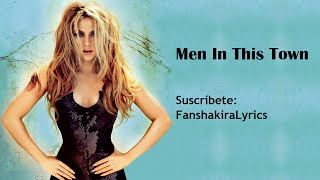 06 Shakira - Men In This Town [Lyrics]