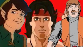 Ten 80s Cartoons that only lasted ONE season...wonder why??