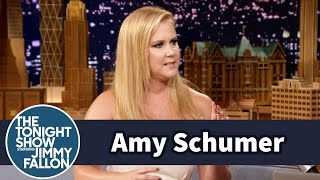 Amy Schumer Sent a Sexual Prank Text to Katie Couric's Husband