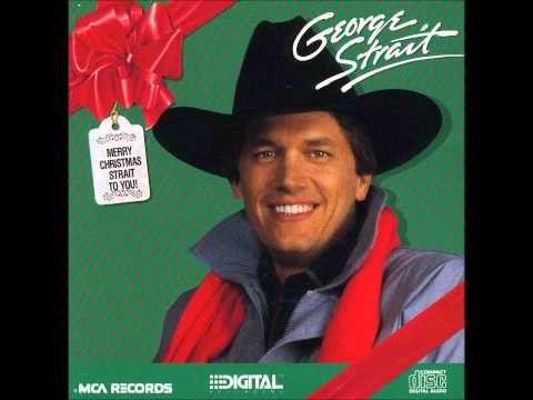 George Strait - Away In A Manger
