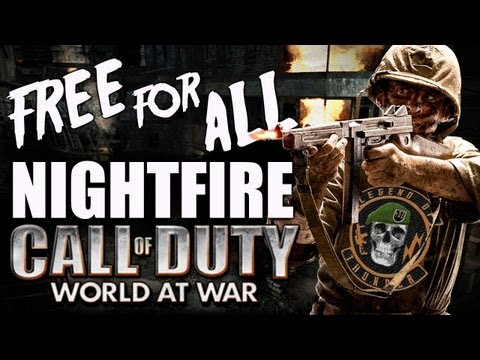 Call of Duty :: 30-3 Nightfire FFA (WaW Multiplayer)