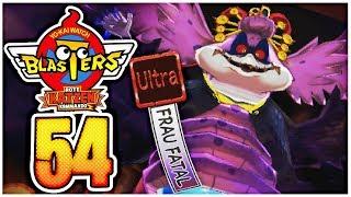 YO-KAI WATCH BLASTERS Rote Katzen Kommando Part 54: ULTRA Frau Fatal Boss wird HART