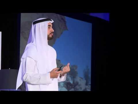 Conserve our environment, preserve our culture: Majid Al Qassimi at TEDxWWF