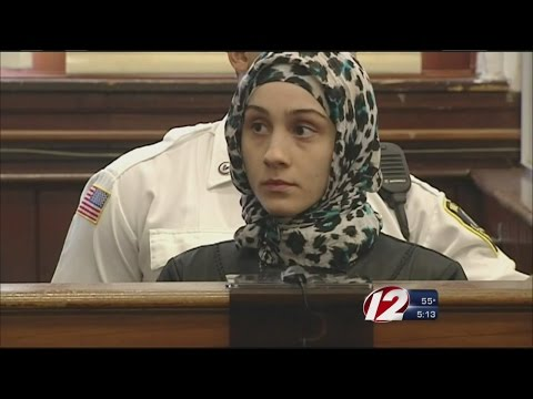 Sister of Boston Marathon Suspects Appears in Court