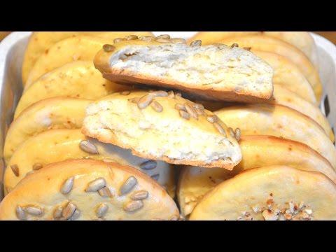 Коржики на сметане|Рецепт из детства