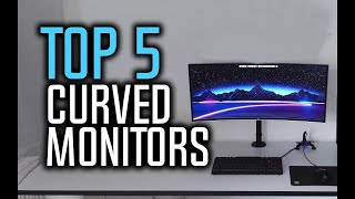 Best Curved Gaming Monitors in 2018 - Which Is The Best Curved Monitor? | 10BestOnes