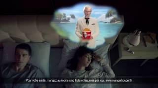 Pub KFC Les Tenders du Mardi - Ta petite amie a sommeil - KFC 2018