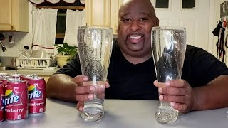 The 10 Can, 2 Das Boot, Sprite Cranberry Chug