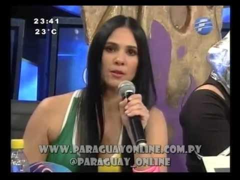 BCPY: Larissa Riquelme Vs. Norita Rodríguez www.paraguayonline.com.py