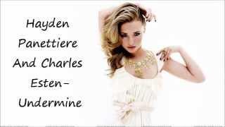 Watch Hayden Panettiere Undermine video