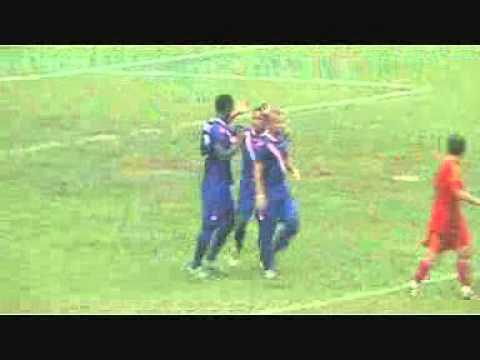 CUPLIKAN LIPUTAN SPORT ACEH FC VS BRUNEI SKOR 3 2  B