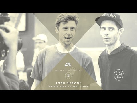 BATB X | Before The Battle: Walker Ryan vs. Will Fyock