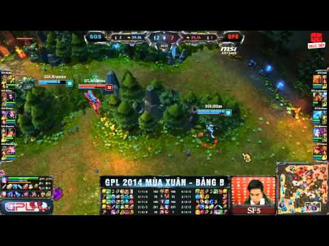 [13.02.2014] SGS vs SF5 [GPL Xuân 2014]