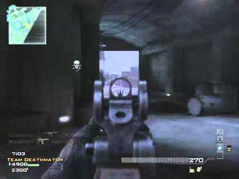 Short clip specials! Going ham! Mw3