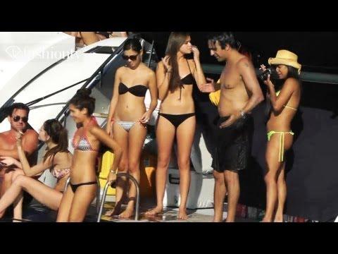 Summer Yacht Party At Wmc Miami 2012 With Hofit Golan   Fashiontv video