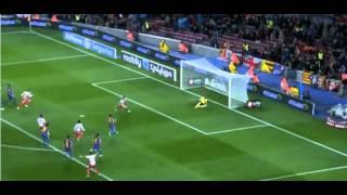 FC Barcelona 5 vs 3  Granada Highlights