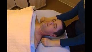 12 Days of Facial Massage - Neck and Shoulders by MassageByHeather.com