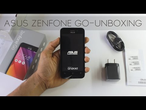 ASUS ZENFONE GO (ZB452KG)- UNBOXING AND REVIEW (@5299 only)