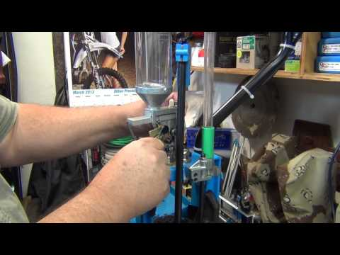 Dillon Xl 650 Caliber Change. Setup and 9mm Reloading