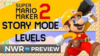 15 Minutes of Super Mario Maker 2's Story Mode