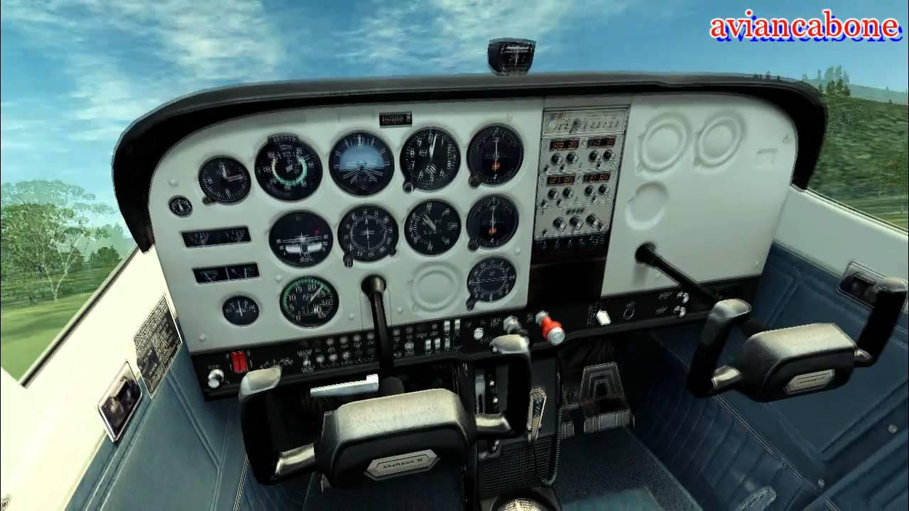 Carenado Cessna Fsx Cessna 172 Carenado Rex