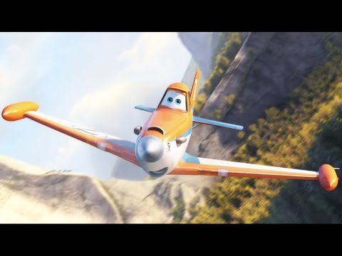 Planes: Fire & Rescue - Trailer - Thunder