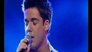 Watch Anthony Callea Bridge Over Troubled Water video