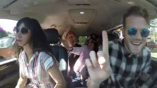 CARPOOL CHOREOGRAPHY