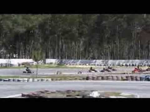 Kart Racing - HONDA Trofu Sprint 2013