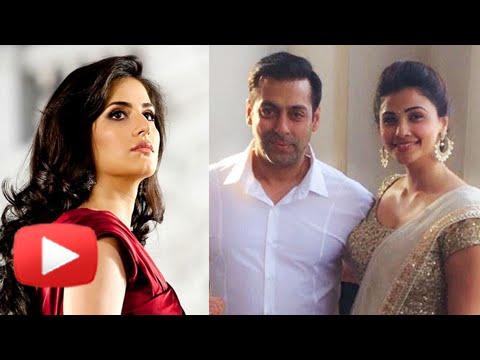 Salman Ignores Katrina Kaif And Poses With Daisy Shah -Watch Now!