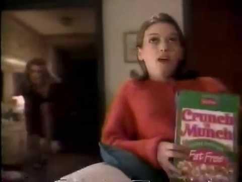 Crunch Munch Commercial Crunch n Munch 1998 Commercial