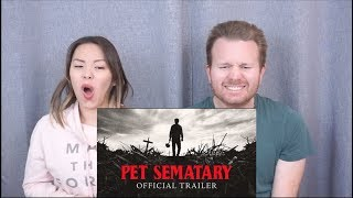 **NEW** Pet Sematary Trailer 2 | Reaction & Review