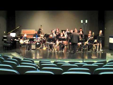 Boswell High School Jazz I - Highlander/Wesleyan Jazz Festival