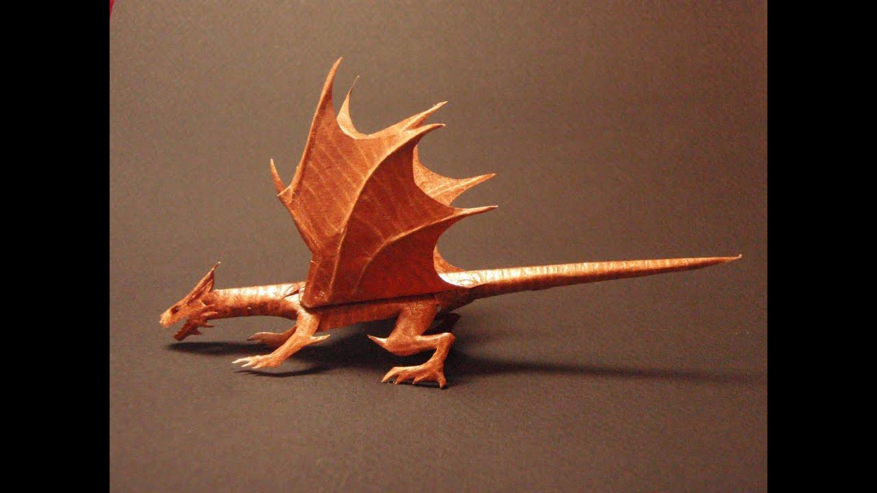 すべての折り紙 ジブリ折り紙作り方 : YouTube Origami Angel