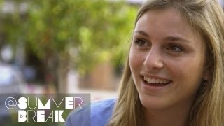 Zaq Surprises Clara, Alex & Connor Play the Field | Season 1 | Episode 2 | @SummerBreak