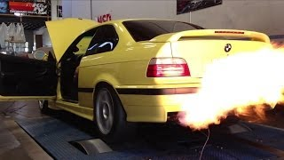 Amazing Dyno FLAMES COMPILATION!! #2 | [2014]