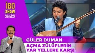 Download Lagu Açma Zülüflerin Yar Yellere Karşı - Güler Duman - İbo Show Canlı Performans Gratis STAFABAND