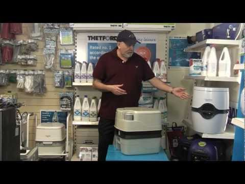 Porta Potti portable chemical camping toilets FAQ all you need to know how do they work