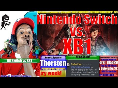 Resident Evil Revelations Xbox One vs Nintendo Switch Compared