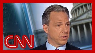 Tapper finds historical use of Trump's phrase