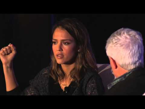 Jessica Alba sheds light on her