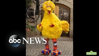 The man behind Big Bird retires from 'Sesame Street' after 50 years