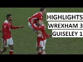 Wrexham Guiseley goals and highlights